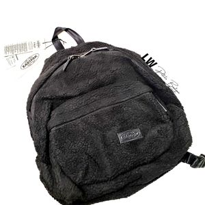 Eastpak Faux Fur Padded Pak'R Shear Backpack